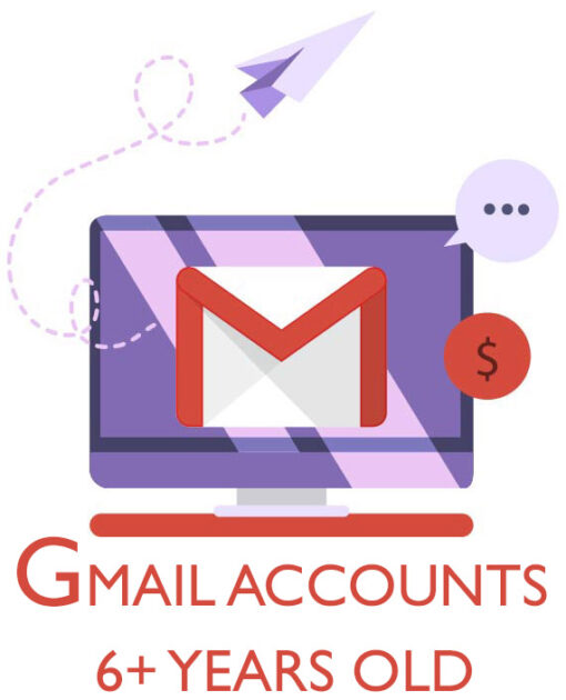 Buy Aged Gmail Account