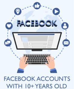 buy facebook old accounts with activities