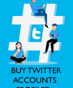 Buy Profiled Twitter Accounts | Buy Twitter Accounts With Profile